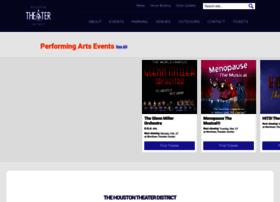 houstonfirsttheaters.com