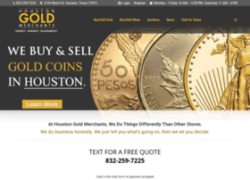 houstongoldmerchants.com