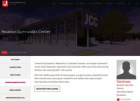 houstongymnastics.org