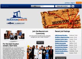 houstonjobsite.com