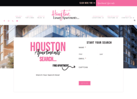 houstonluxuryapartments.com