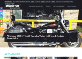 houstonmotorcycleexchange.com