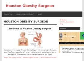 houstonobesitysurgeon.com