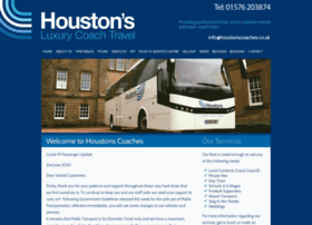 houstonscoaches.co.uk