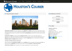houstonscourier.com
