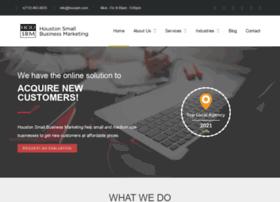 houstonsmallbusinessmarketing.com