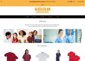 houstonuniformsuperstore.com