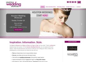 houstonweddingshowcase.com