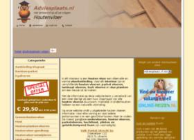 houtenvloer.adviesplaats.nl