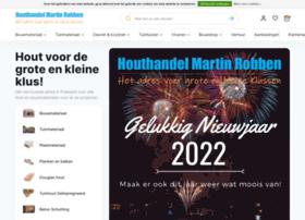 houthandelmartinrobben.nl