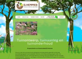 hoveniersbedrijfhemmes.nl