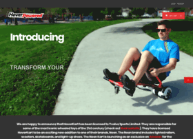 hoverpowered.com
