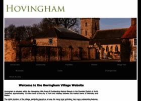 hovingham.org.uk