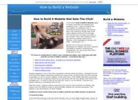 How-to-build-a-website.co.uk