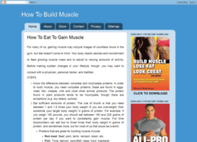how-to-build-muscle-review.blogspot.com
