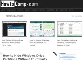 how-to-comp.com