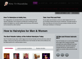 how-to-hairstyles.com