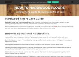 how-to-hardwood-floors.com