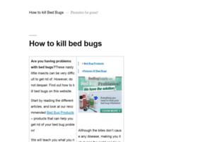 how-to-kill-bedbugs.com