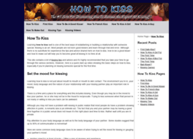 how-to-kiss.org