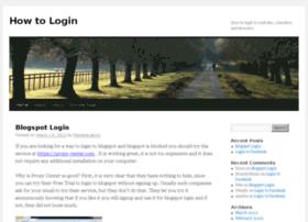 how-to-login.com