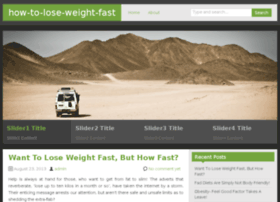 how-to-lose-weight-fast.healthnatureplus.com