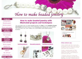 how-to-make-beaded-jewelry.com