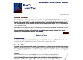 how-to-make-wine.com