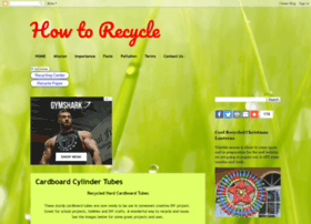 how-to-recycle.blogspot.com
