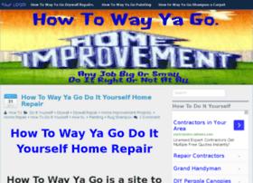 how-to-way-ya-go.com
