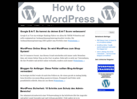 how-to-wordpress.de