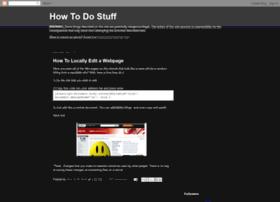 how2dostuff.blogspot.dk