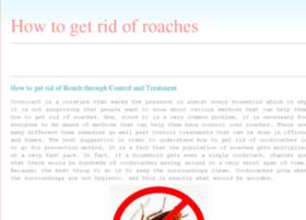 how2getridofroaches.blogspot.com