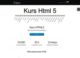 how2html.pl