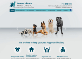 howardbeachanimal.com