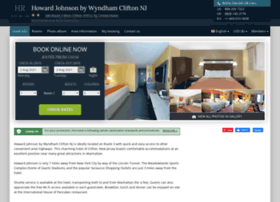 howardjohnson-clifton.hotel-rez.com