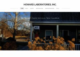 howardlaboratories.com