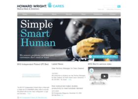 howardwrightcares.com