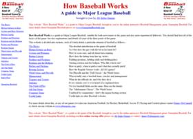 howbaseballworks.com