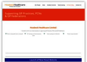 howbeckhealthcare.com
