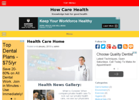 howcarehealth.com