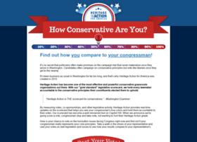howconservativeareyou.com