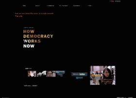 howdemocracyworksnow.com