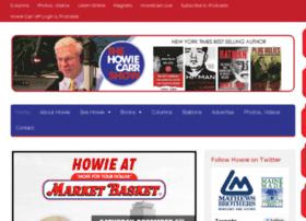 howiecarr.com
