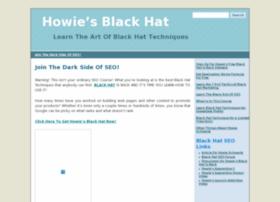 howiesblackhat.com