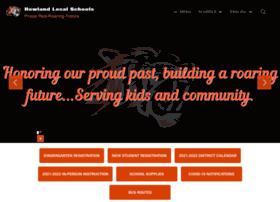 howlandschools.com