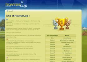 Howrsecup.com