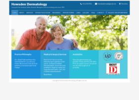 howsdendermatology.com