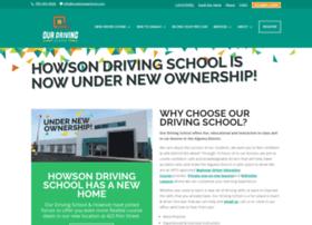 howsondrivingschool.com