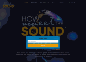 howsweetthesound.com